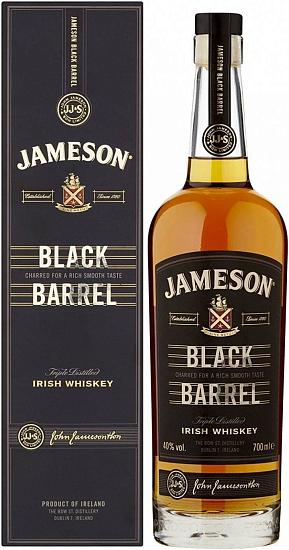 Виски Jameson, Black Barrel